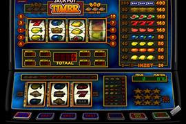 Jackpot Timer