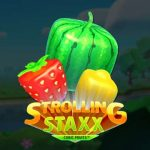 Strolling Staxx Cubic Fruits gokkast