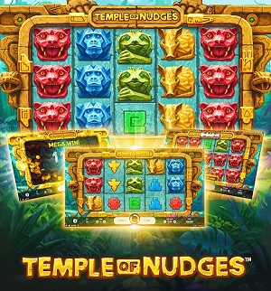 temple of nudges netent gokkast
