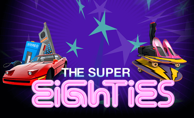 The-Super-Eighties-Gokkast-Netent